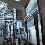 studio acryl 70x100
